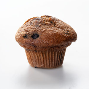 Blueberry Bran Muffin