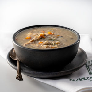 Chicken Barley Soup (frozen 500ml)