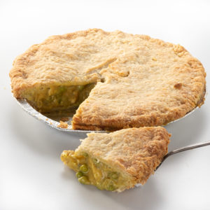 Curried Chicken Pot Pie